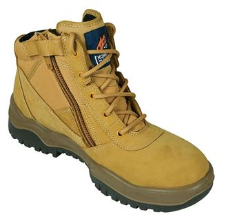 Picture of Mongrel Boots Zip Side
