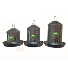 Picture of Poultry Feeder Galvanised