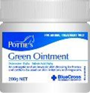 Picture of Potties Green Ointment 200gr