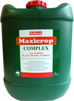 Picture of Nutrimol Maxicrop Complex 20lt
