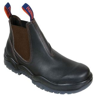 Picture of Mongrel Boots Oil Kip Elastic
