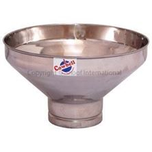 Picture of Stainless Steel Milk Strainer Funnel
