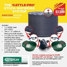 Picture of Rapidplas Cattle Pro Stock Watering System