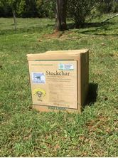 Picture of Olssons Organic Biochar Stockchar Lick Block 18kg