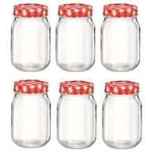 Picture of Mason Jar 500ml Capacity 6 piece set