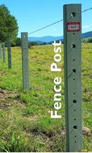 Picture of Concrete Fence Post