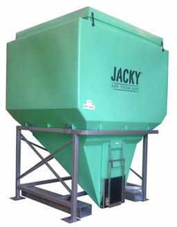 Picture of 1730LTR Side Discharge Bin