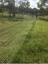 Picture of Pig Fence (Max-loc Feral bloc pre-fabricated fence)