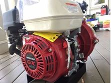 Picture of Honda Pump Single Stage Firefighter 5.5hp