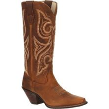 Picture of DURANGO DISTRESSED TAN - JEALOUSY WESTERN BOOT